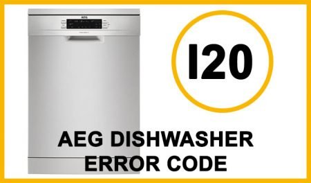 Aeg dishwasher error code i20