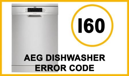 Aeg dishwasher error code i60