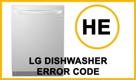Samsung Dishwasher 9E error code If you have a Samsung